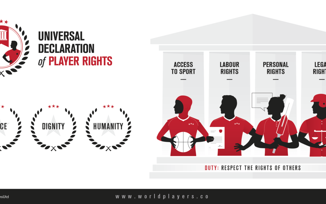 World Players Association launches the Universal Declaration of Player Rights