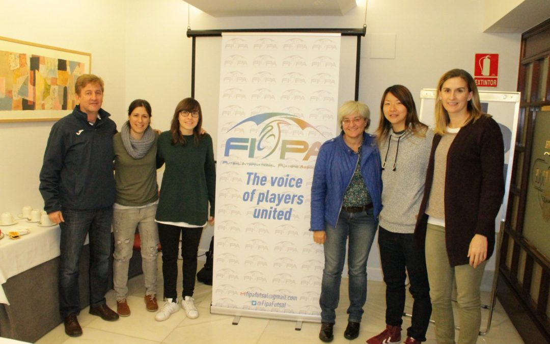 "Creation of ""FIPA""  Futsal International Players Association"
