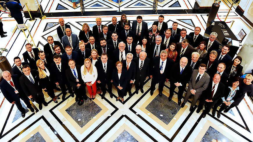 Protection of human rights and fight against corruption on the agenda in Tbilisi